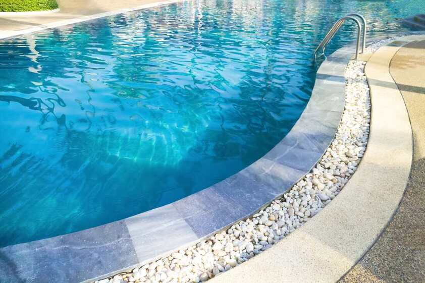 Our client was looking to get their pool renovated. Our team went to our Vancouver client's yard to do an amazing renovation job.